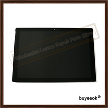 Original New Pro 3 1631 1.1 V Touch Digitizer Assembly Panel 12 Inch For Microsoft Surface Laptop LCD Screen LTL120QL01-003