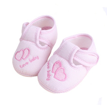 Baby Boy&Girls Soft Sole Casual Shoes Infant Fashion First Walkers Toddler Kid Cute Cartoon Anti-Slip Crib Shoes 0-18 Months недорого