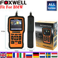 diagnostic-tool for BMW ford chrsler fiat G M Honda automotive diagnostic scanner  Foxwell NT510 all system Scanner Code Reader