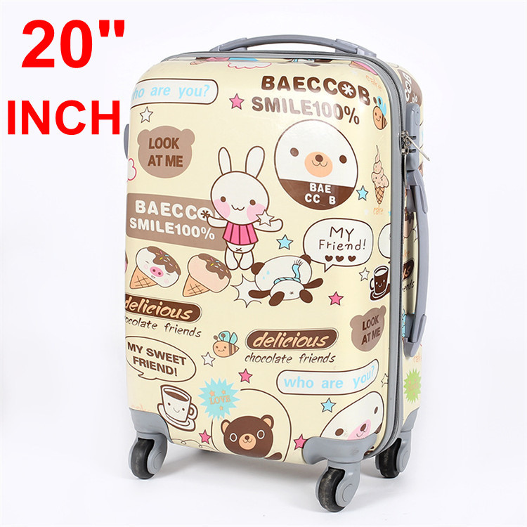 luggage set Picture - More Detailed Picture about Fashion 20 Inch ...