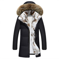 2017 New Winter Jackets Thick Men S Women S Leisure Down Jacket High Quality Thick Warm