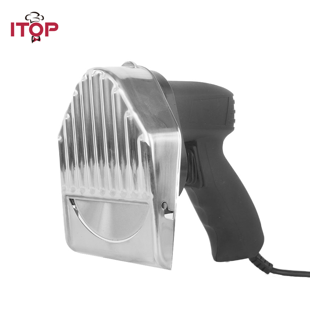 ITOP Kebab Slicers For Shawarma Machine Commercial Electric Meat Slicer Kebab Slicer Kitchen Gyros Knife Food Processor itop automatic professional and comerical powerful electric doner kebab slicer for shawarma kebab knife gyros knife