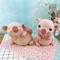 Animal Piggy Bank Save Coin Money Box Cute Piggy Bank Resin Pig Coin Money Box Children Great Gift