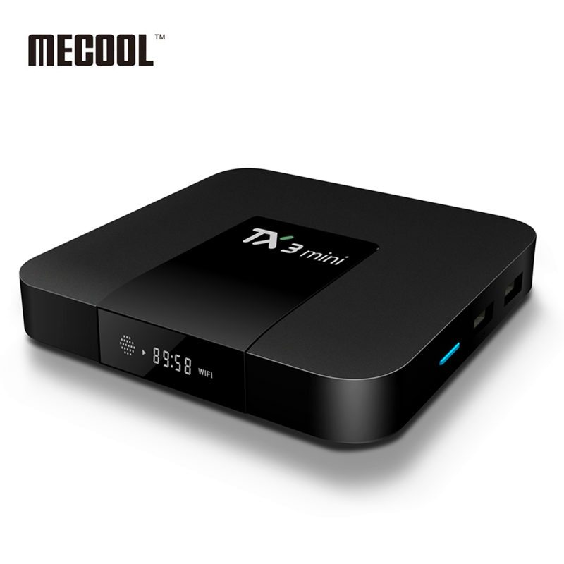 цены  Newest Smart TV Box TX3 MINI Android 7.1 TV Box RAM 1G/2G ROM 16G Amlogic S905w Quad Core 4K H.265 WiFi 2.4G DLNA Media Player
