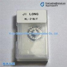 Jilong KL-21B Cuchilla Para JiLong KL-21C Cleaver Fibra KL-21F KL-260C KL-280 KL-300T de fibra Óptica fusionadora