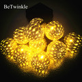 10 LED Outdoor Solar Lamps LED Globe Ball String Christmas Garland Fairy Light Solar Garden Street Decor Light Solar Lichterkett