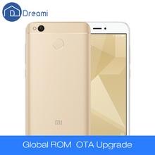 Dreami D'origine Xiaomi Redmi 4X Octa Core Snapdragon 435 Mondial Rom 2 GB RAM 16 GB ROM 4100 mAh D'empreintes Digitales ID 4X5 Pouces