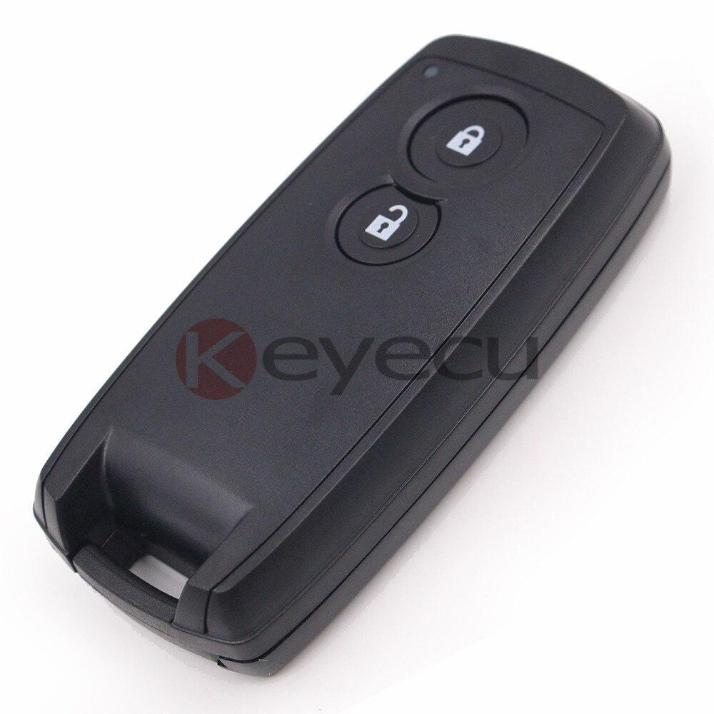 ФОТО New Smart Remote Key Fob 2 Button 315MHz ID46 for Suzuki SX4 Grand Vitara Swift