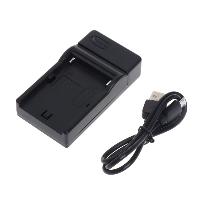 NP-FW50 NPFW50 NP FW50 USB Charger for <font><b>Sony</b></font> <font><b>Alpha</b></font> A3000 A5000 A6000 DLSR A33 ILCE-<font><b>5000</b></font> Series NEX-5 5TL Digital Camera Battery image