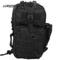 Military Army Tactical 600D Molle Outdoor Sports Backpack Camouflage School College Laptop Computer Travel Camping Hunting