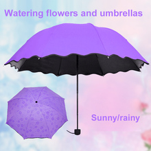 Umbrella Portable Fashion Folding Multicolor Girl Children Gifts Windproof