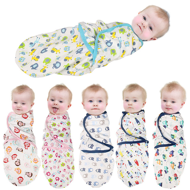 13 Typesdiapers Swaddle Summer Organic Cotton Infant Newborn Thin