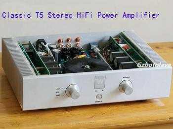 NEW Finished T5 HiFi Two-Channel Integrated Power Amplifier Stereo MBL6010 Preamplifier C2922/A1216