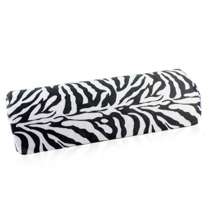 100% Wahr Zebra-streifen Hand Kissen Rest Für Maniküre Hand Kissen Kissen Nail Art Maniküre Pflege Halbsäule Nail Art Werkzeuge 30 Cm Schönheit & Gesundheit 13 Cm
