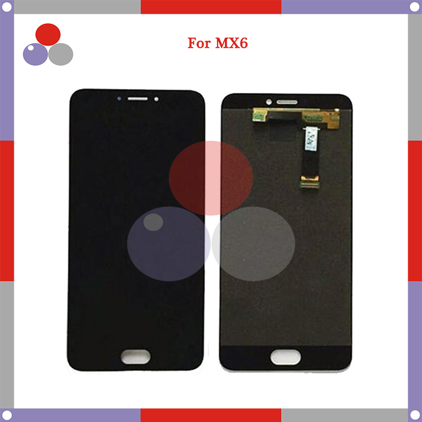 5.5 For Meizu MX6 Display touch screen with digitizer full Assembly replacement Parts5.5 For Meizu MX6 Display touch screen with digitizer full Assembly replacement Parts