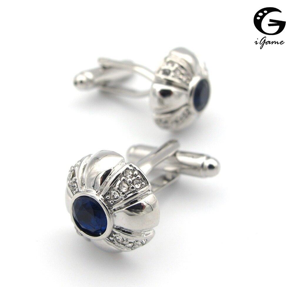 Gemelos de cristal iGame para hombre, diseño de diseñador de Color azul marino, Venta caliente, Material de cobre, venta al por menor y venta al por mayor envío gratis