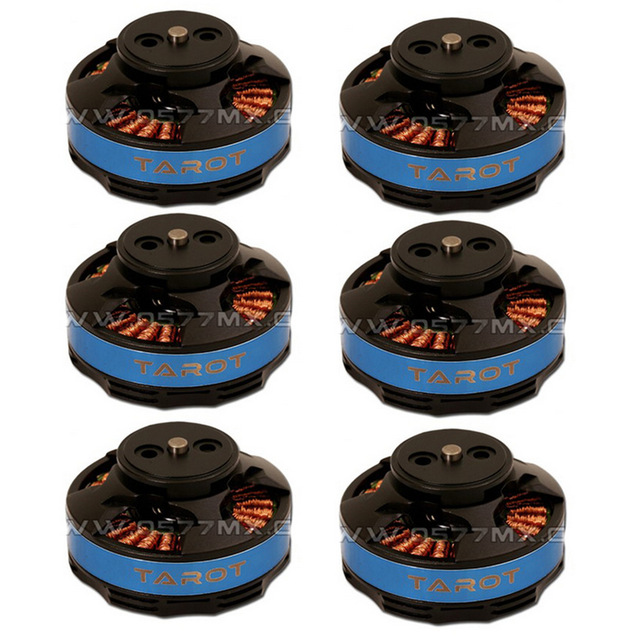 Tarot 4006 620KV Multiaxial Brushless Motor TL68P02 for 30A Brushless ESC Multiaxial Copters Multicopters DIY RC Aircraft Drone f07808 tarot 4006 620kv multiaxial brushless motor tl68p02 for multi axle copters multicopters diy rc drone tarot fy680 pro fs