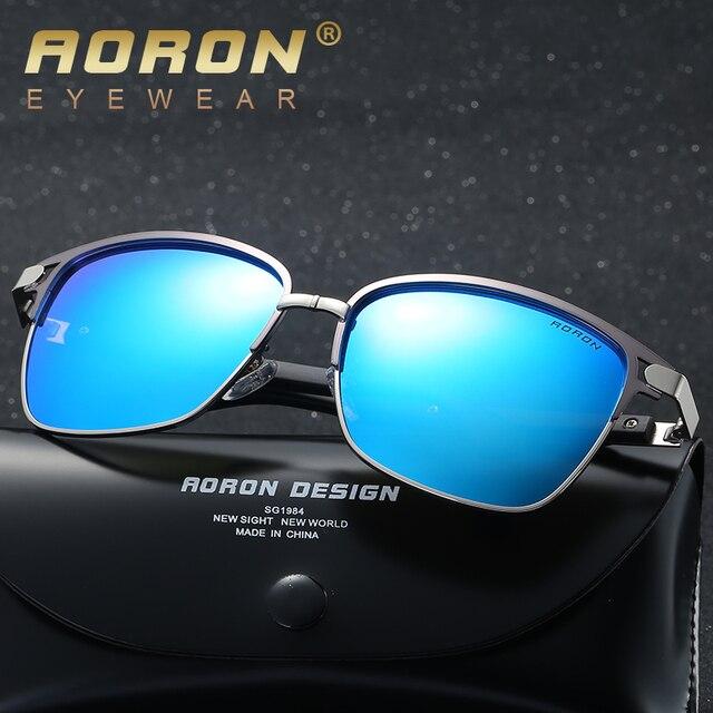 2017 Sunglasses Men Polarized Luxury Brand Designer Driving fishing square Sun Glasses For Male Outdoor Aviator Oculos De Sol