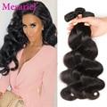 Mesariel Brazilian Virgin Hair Body Wave Grade 9A Unprocessed Virgin Hair Cheap Brazilian Hair 4 Bundles Brazillian Body Wave