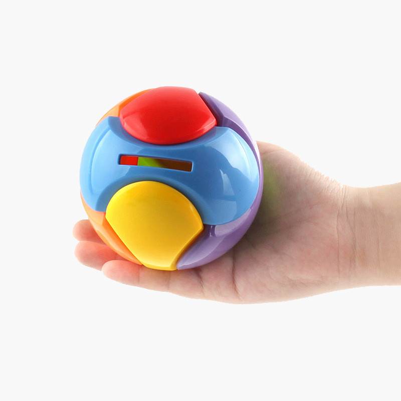 Puzzle Ball Coin Bank Piggy Bank Puzzle Game Saving Money Educational Toys Gifts For Children Collect Coins Playing Fun YE11.29