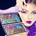 100 Color Eyeshadow Palette Makeup Naked Matte Pearl Roses Eye Shadow Palette the maquiagem paleta de sombra