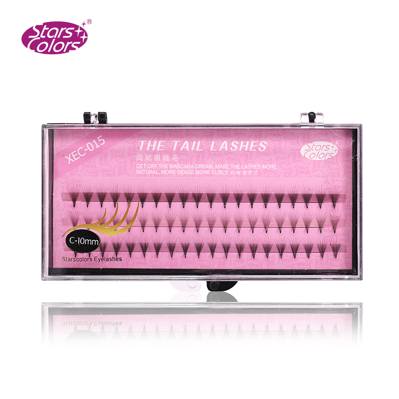 Wholesale Price New Arrival 9D Volume Lashes Pre made Fan Eyelash Extension Fan Eyelash 0 07mm