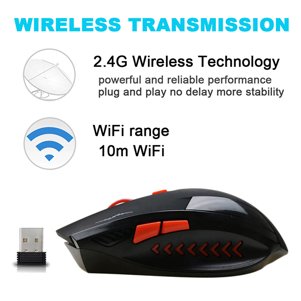 AZZOR Rechargeable Wireless Illuminate Computer Mouse AZZOR Rechargeable Wireless Illuminate Computer Mouse HTB13H7NRFXXXXcBaXXXq6xXFXXXu