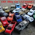 1: 64 сплава модели автомобилей, статические ВНЕДОРОЖНИК игрушки, металл diecasts, игрушечных транспортных средств, детский любимый подарок, бесплатная доставка