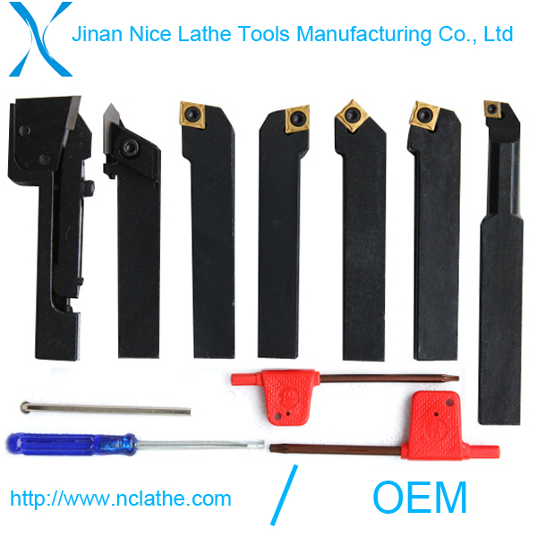 indexable tool holder turning per set height 15mm - Jinan Nice Lathe Tools Manufacturing Co., Ltd store