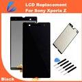 LL TRADER Для Sony Xperia Z L36h L36i C6603 C6602 ЖК-Дисплей с Сенсорным Экраном Дигитайзер Ассамблеи и Инструменты