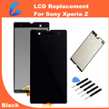 LL TRADER For Sony Xperia Z L36h L36i C6603 C6602 LCD Display with Touch Screen Digitizer Assembly and Tools