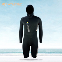 Neoprene Wetsuit Snorkeling Surf Mergulho One Piece Full Body Jumpsuits Diving Suit Sport Suit For Men