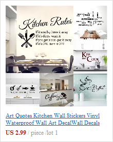 21 стиль большая кухонная Настенная Наклейка виниловая наклейка s наклейки для украшения дома аксессуары Фреска домашний декор обои плакат
