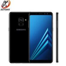 """Nouvelle d'origine Samsung Galaxy A8 D/S A530FD LTE Mobile Téléphone 5.6 """"4 GB RAM 64 GB ROM Android 5.1 2220×1080 px 16.0MP 3500 mAh Téléphone"""