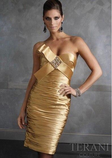 Cocktail dress length definition