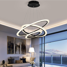 Modern home lighting led Chandelier hanging for livingroom diningroom Lighting suspension luminaire modern chandelier