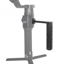 for DJI Ronin-S Mount Extended Holder Handle Grip Rod Monitor phone Adapter Bracket Handheld Gimbal Stabilizer