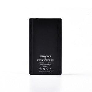 Image 3 - AK SHMCI C5 lecteur MP3 Version améliorée DSD128 HIFI musique haute qualité Mini sport DAC WM8965 CPU NiNTAUS X10