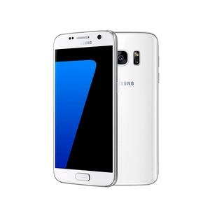 Image 5 - Samsung teléfono inteligente Galaxy S7 G930F/G930A/G930V, teléfono móvil libre con pantalla de 5,1 pulgadas, 32GB ROM, Quad Core, WIFI, GPS, cámara de 12MP, 4G LTE, reconocimiento de huella dactilar
