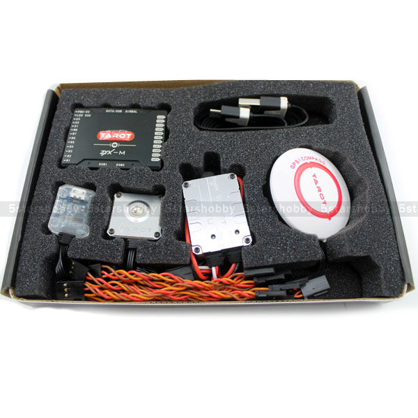 TAROCCHI ZYX M Intelligente GPS di Controllo di Volo Combo PMU Modulo per FPV Multicopter-in Componenti e accessori da Giocattoli e hobby su  Gruppo 2