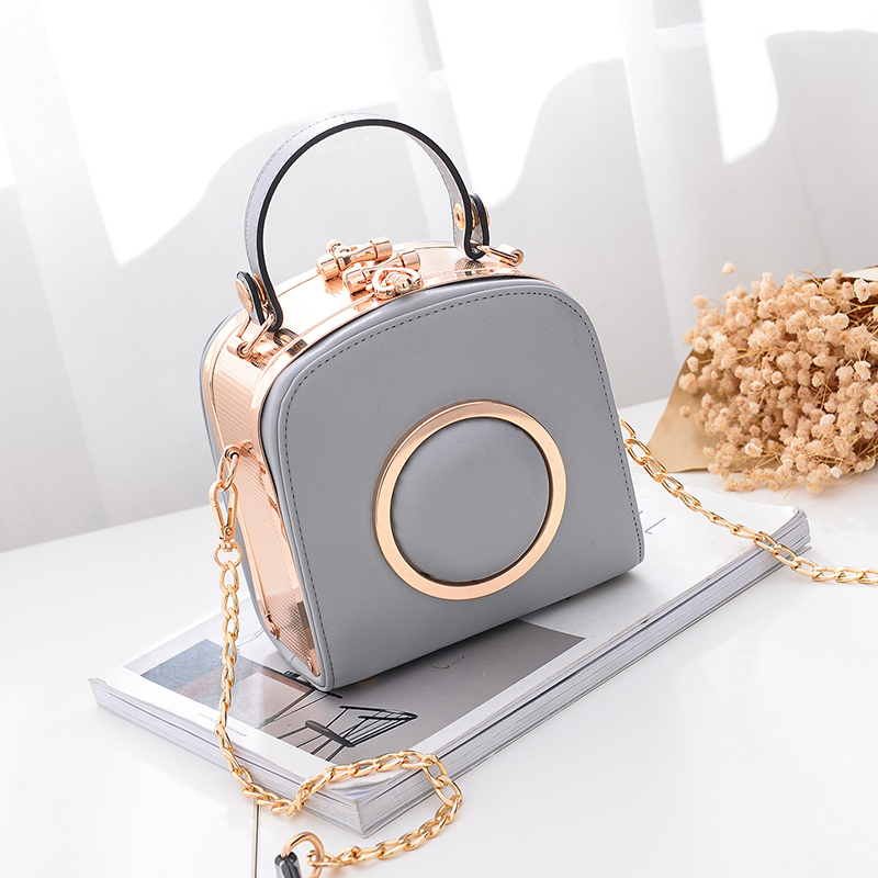 2019 New Tide Bag Packages All match Chain Single Shoulder Hand Small Summer messenger bags female Satchel sac hasp handbags high street guitar fashion rock musical instruments the design tide satchel shoulder handbags summer bag ladies