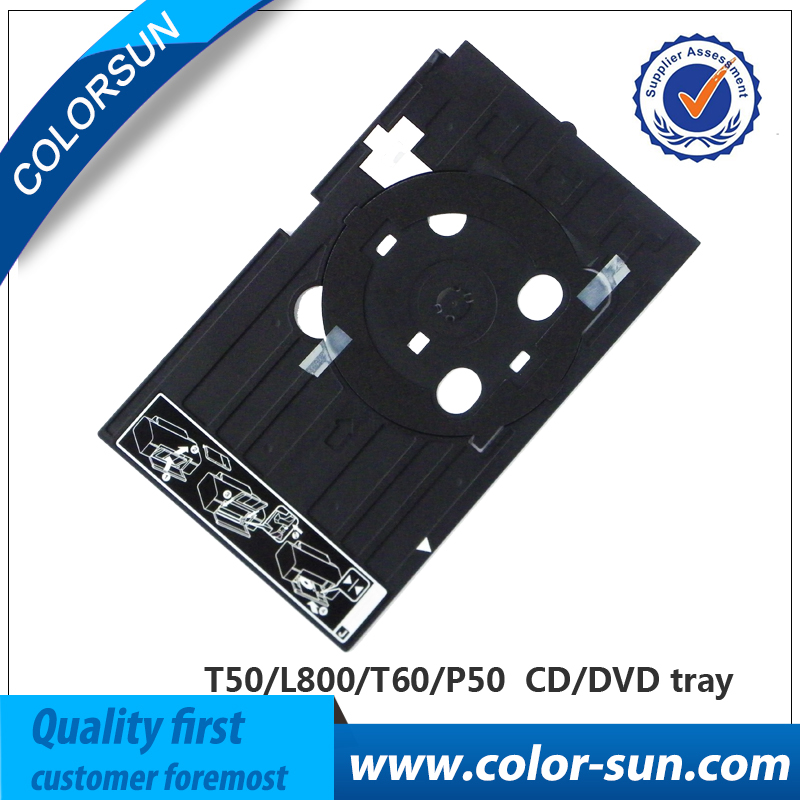 Fast Shipping Printer Parts Pvc Id Card Printing Tray For Epson R260 R265 R270 R280 R290 R380 R390 Rx680 T50 T60 A50 P50 L800 L801 R330 Office Electronics
