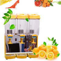 Free Shipping Commercial Cold Drink Dispenser Hot And Cold Blender Self Help Cold Drink Machine Juice