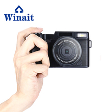 Winait 24MP Professional Digital Camera Similar DSLR Camera 3.0″ LCD Display HD 1080P Freeshipping