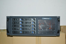 4U4410 10 disk hot plug, server cabinet, industrial control storage, VODKTV multi hard disk box