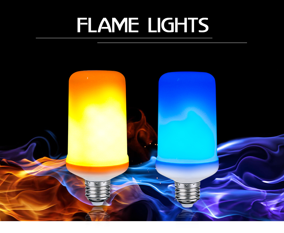 LED Flame lamps (1)