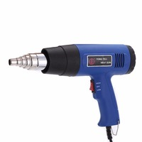 1500W 220V EU Plug Air heat Gun Adjustable Temperature Hot Air Blower Plastic Handle for Industrial Hot Air Machine