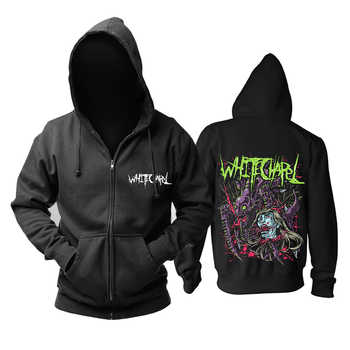 Bloodhoof Whitechapel band Mainstream rock death metal Heavy metal hoodie    Asian Size - DISCOUNT ITEM  0% OFF All Category