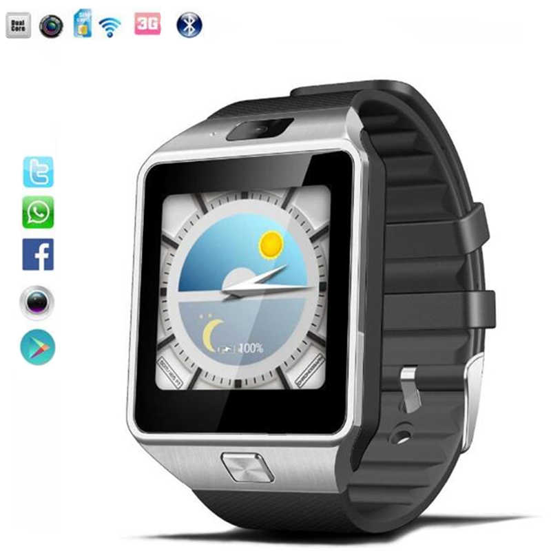 11 11 Hot sales QW09 Smart Watch Clock Android 4 4 MTK6572