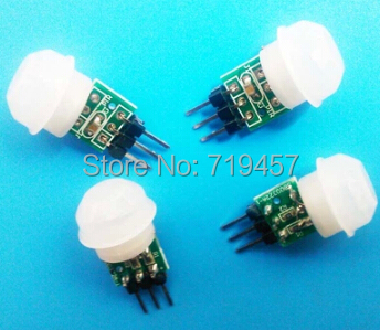 FREE SHIPPING 10PCS/LOT SC0322 Minimum Volume Of Infrared Human Body Induction Module